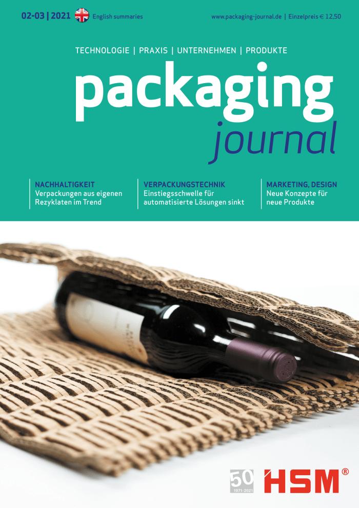 Article Packaging journal